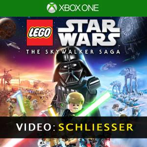 LEGO Star Wars The Skywalker Saga Xbox One Video Trailer