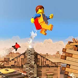 LEGO The Movie Videogame Xbox One - Springen