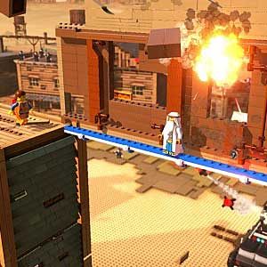 LEGO The Movie Videogame Xbox One - Explosion