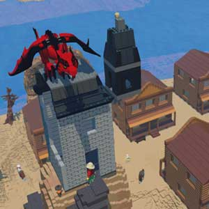 LEGO Worlds Kreatur