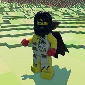 LEGO Worlds Customized Charakter