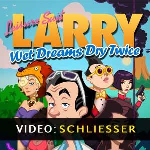 Leisure Suit Larry Wet Dreams Dry Twice Trailer-Video