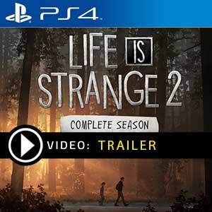 Life is Strange 2 Complete Season PS4 Digital Download und Box Edition