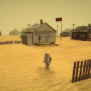 Lifeless Planet - Wüste