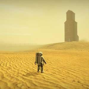 Lifeless Planet Feindliche Atmosphäre