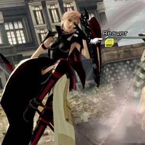 Lightning Returns Final Fantasy 13 Gottheit