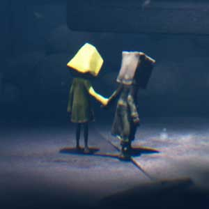 Little Nightmares 2 Mono und Six