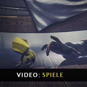 Little Nightmares Gameplay Video