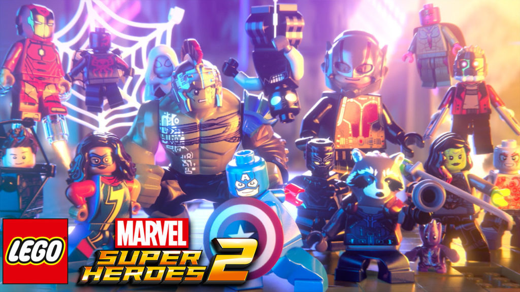 Lego Marvel Super Heroes 2 Season Pass