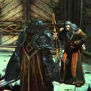 Lords of the Fallen reden mit Kaslo