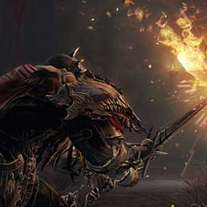Lords of the Fallen PS4 Kampf
