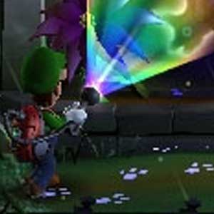 Luigis Mansion 2 Dark Moon Nintendo 3DS Riesige Blumen