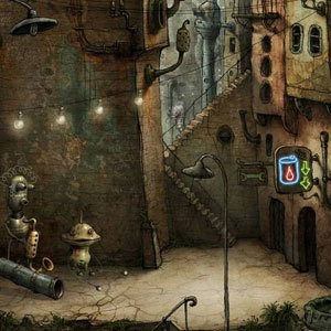 Machinarium - Game