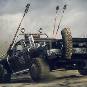 Mad Max PS4 - Magnum Opus