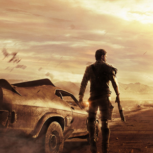 Mad Max PS4 - Max and Magnum Opus