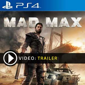 Mad Max PS4 Prices Digital or Physical Edition
