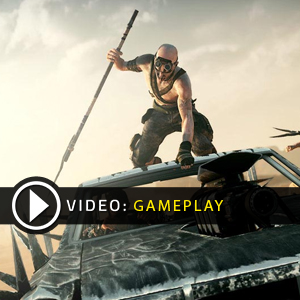 Mad Max PS4 Gameplay Video