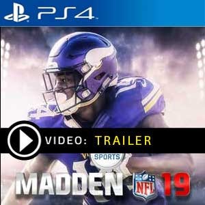 Madden NFL 19 PS4 Digital Download und Box Edition