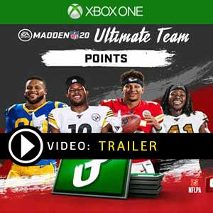 Madden NFL 20 MUT Points Xbox One Prices Digital or Box Edition