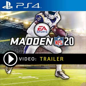 Madden NFL 20 PS4 Digital Download und Box Edition
