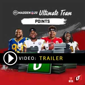Buy Madden NFL 20 Ultimate Team Point CD KEY Compare Prices
