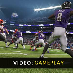 Madden NFL 21 Gameplay Video