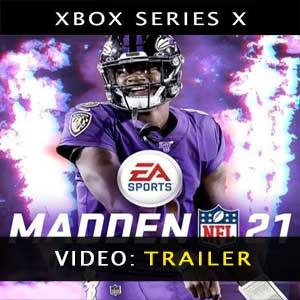 Kaufe Madden NFL 21 Xbox Series X Preisvergleich