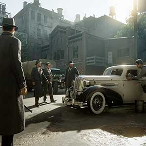 Video zum Gameplay der Mafia Definitive Edition