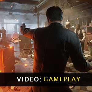 Video zum Gameplay der Mafia Definitive Edition