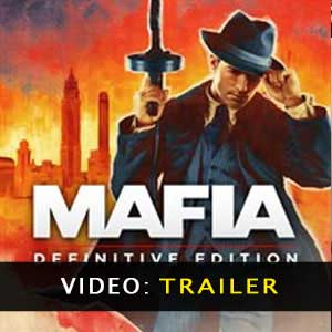 Mafia Definitive Edition: Trailer-Video