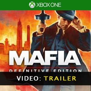 Mafia Definitive Edition: Trailer-Video