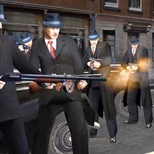 Organisierte Kriminalität