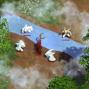 Magicka - Gefecht