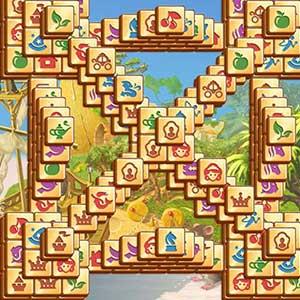 Mahjong-Layout