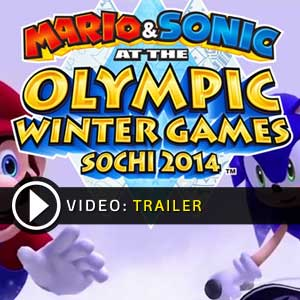 Mario & Sonic at the Sochi 2014 Olympic Winter Games Nintendo Wii U Digital Download und Box Edition