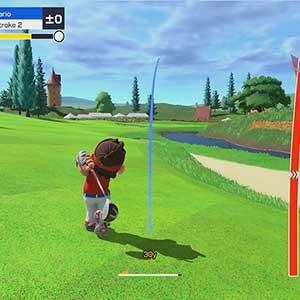 Mario Golf Super Rush Entfernung