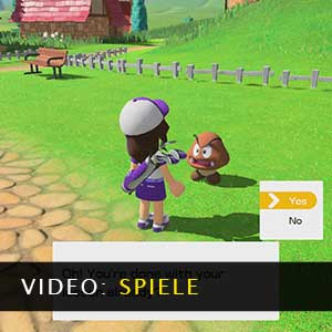 Mario Golf Super Rush Gameplay Video