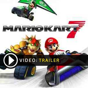 Mario Kart 7 Nintendo 3DS Digital Download und Box Edition