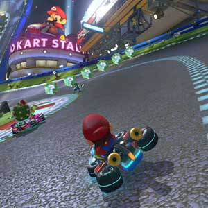 Mario Kart 8 Nintendo Wii U Rennen