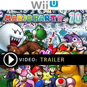 Mario Party 10 Nintendo Wii U Digital Download und Box Edition