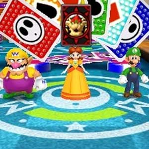 Mario Party Island Tour Nintendo 3DS Charaktere
