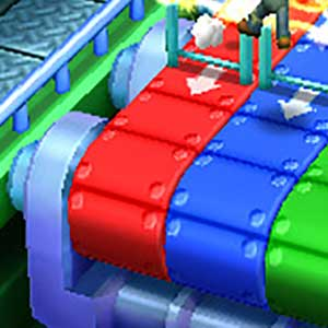 Mario Party Minigame - centric verfügt über