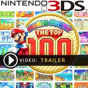 Mario Party The Top 100 Nintendo 3DS Digital Download und Box Edition