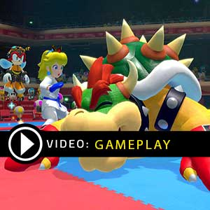 Mario & Sonic at the Olympic Games Tokyo 2020 Nintendo Switch Gameplay Video