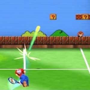 Mario Tennis Open Nintendo 3DS Ergebnis
