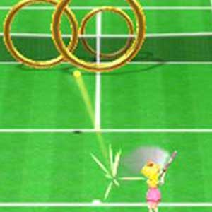 Mario Tennis Open Nintendo 3DS Ring -Punkte
