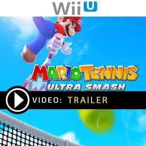 Mario Tennis Ultra Smash Nintendo Wii U Digital Download und Box Edition