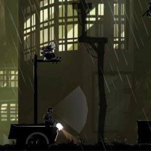 Mark of the Ninja - Rainy Streets