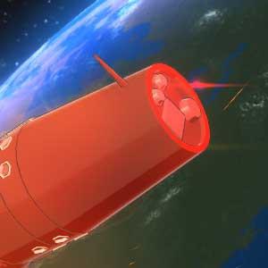 Mars Horizon Raumschiff
