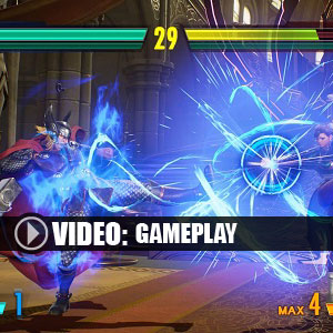 Marvel vs Capcom Infinite Gameplay Video